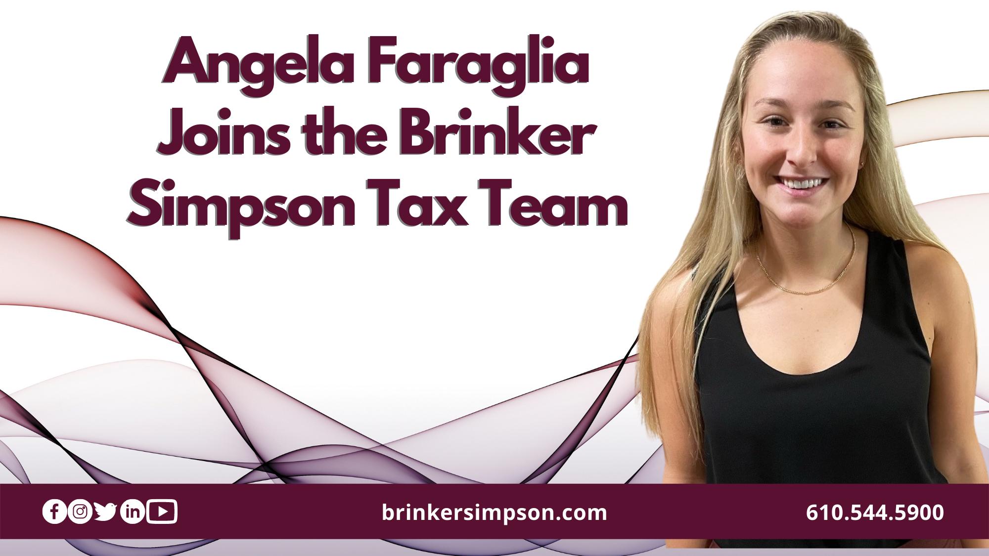 BSCO_Personnel Announcement_Angela Faraglia