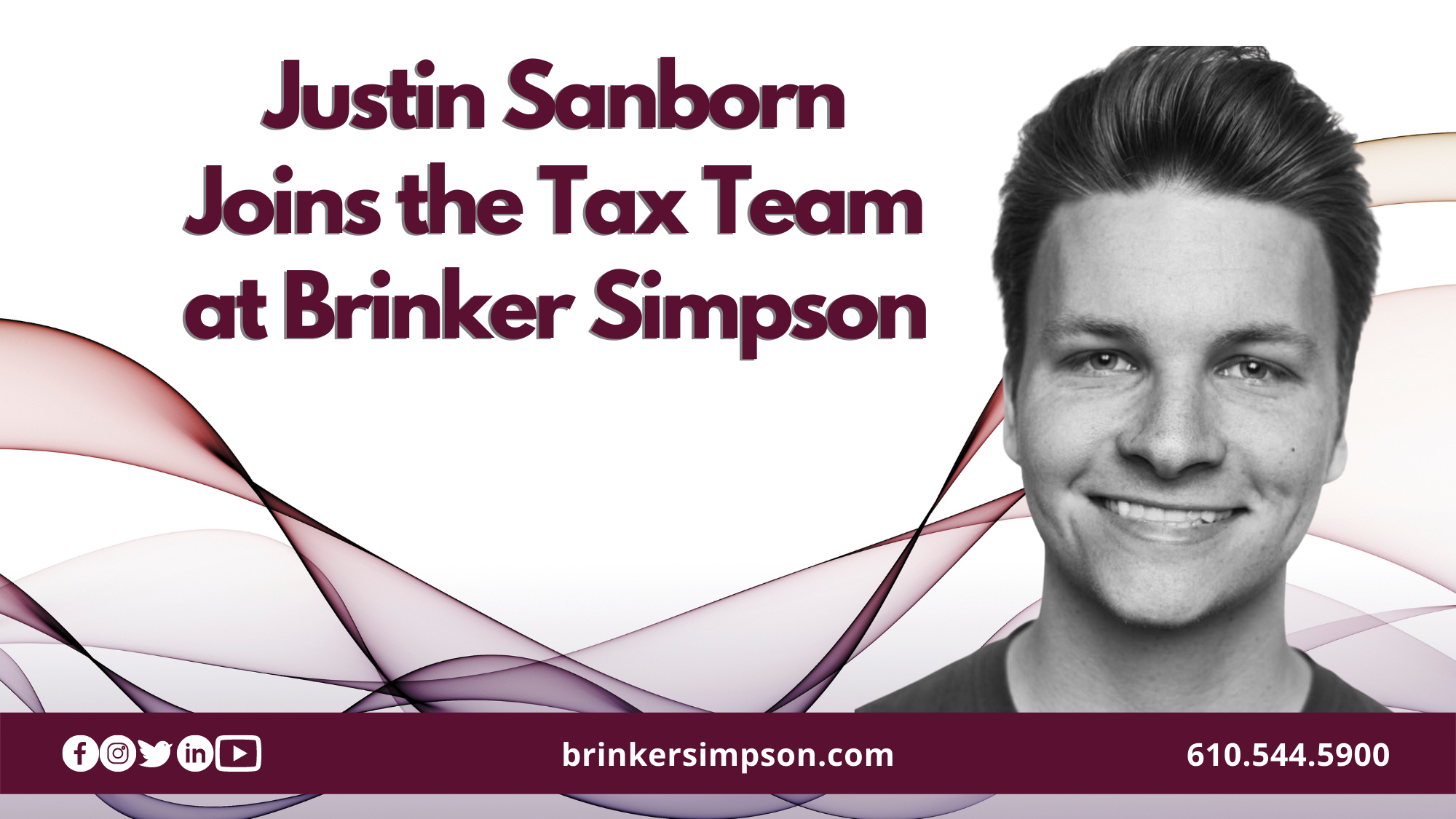 BSCO_Personnel Announcement_Justin Sanborn