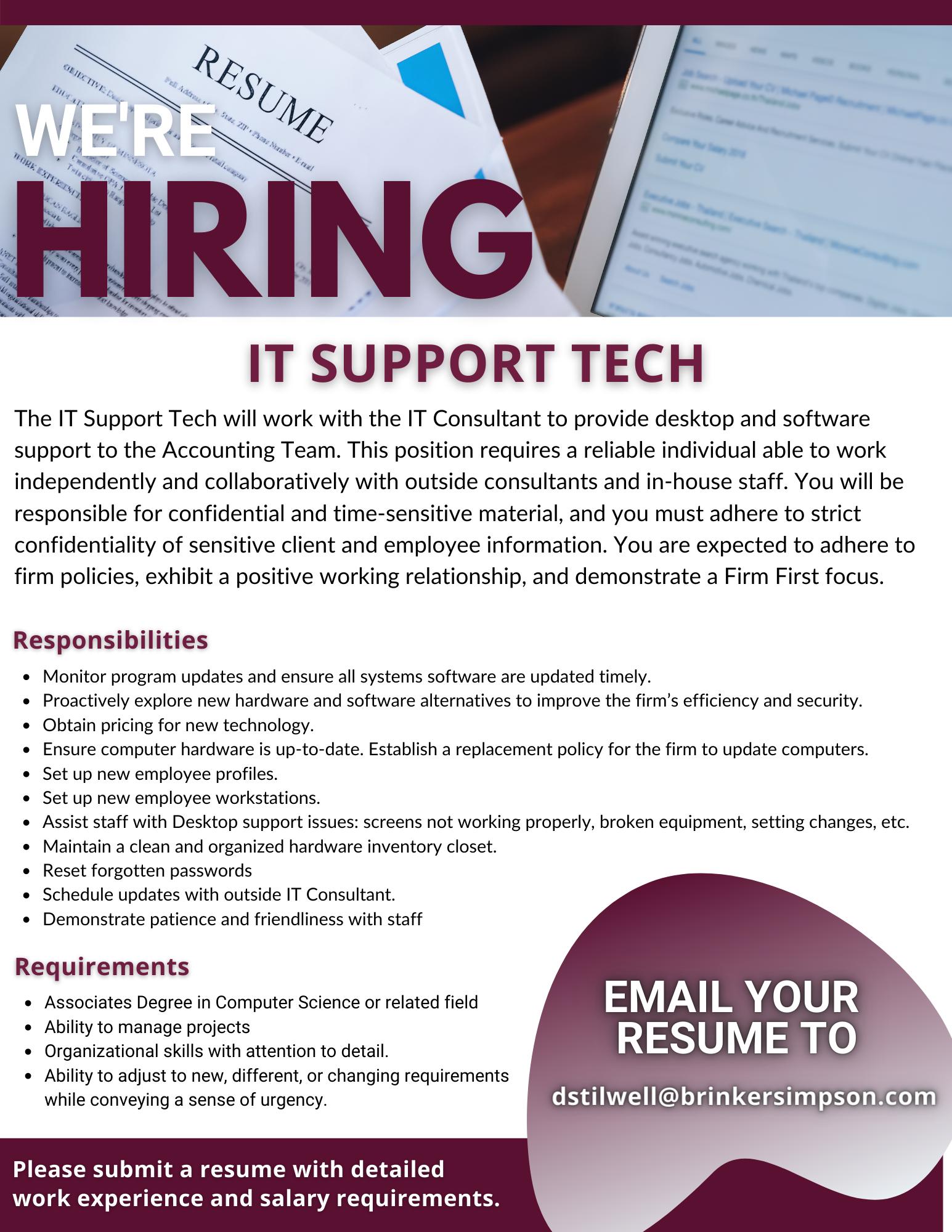 ITSupportTech_Flyer