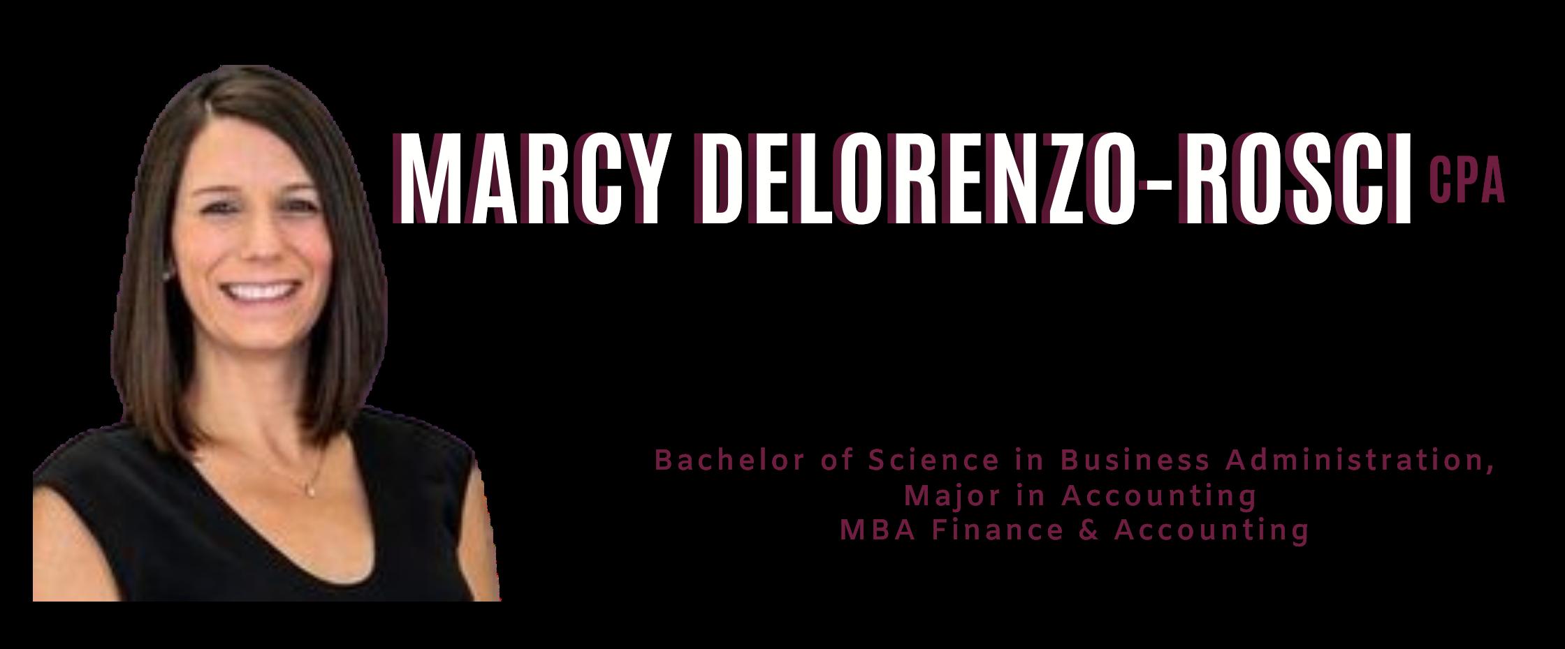 Marcy DeLorenzo-Rosci